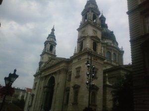 La catedral de Budapest