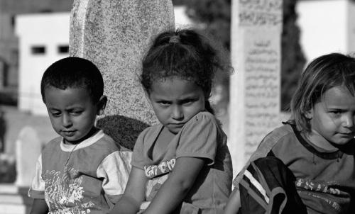 Niños en Gaza / Foto: David Segarra
